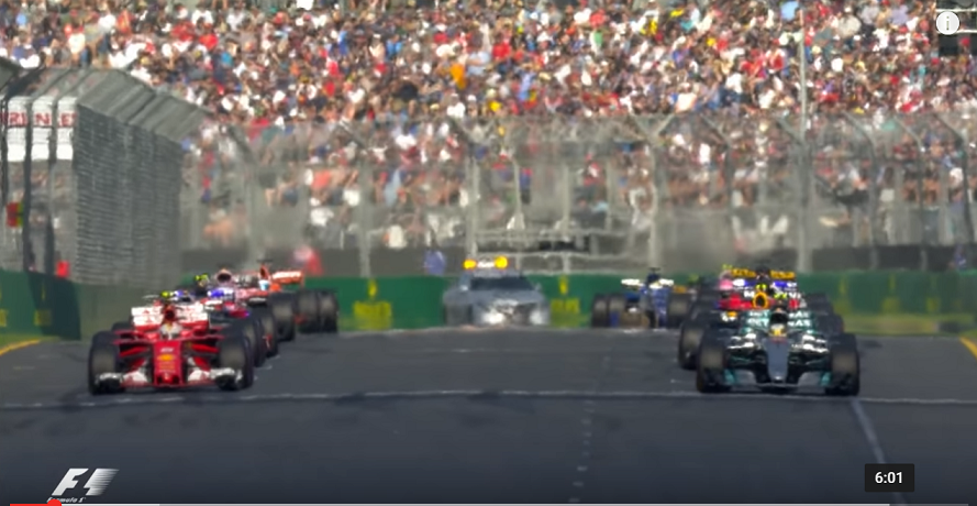 FireShot Capture 3 Vettel Wins 2017 Australian Grand Prix I Race https www.youtube.com watch