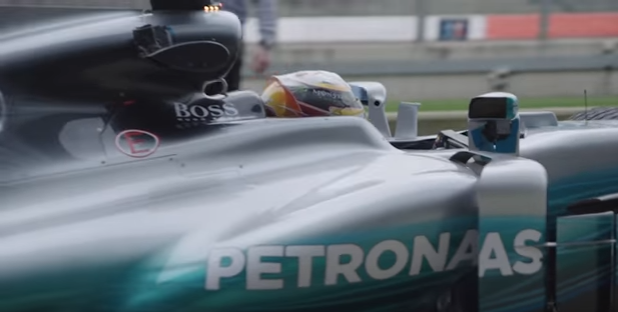FireShot Capture 57 F1 2017 Mercedes W08 launch and on track at https www.youtube.com watch