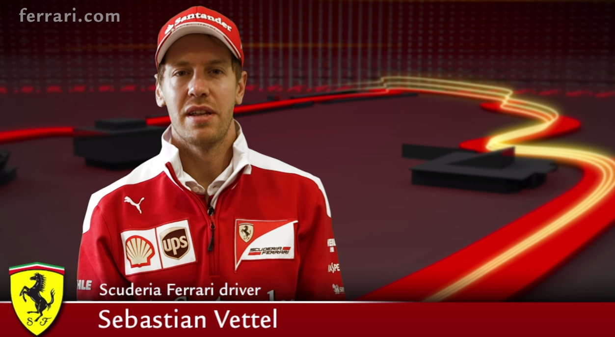 The Canadian GP with Sebastian Vettel