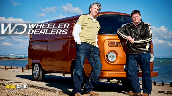Ο Edd China αφήνει το Wheeler Dealers!