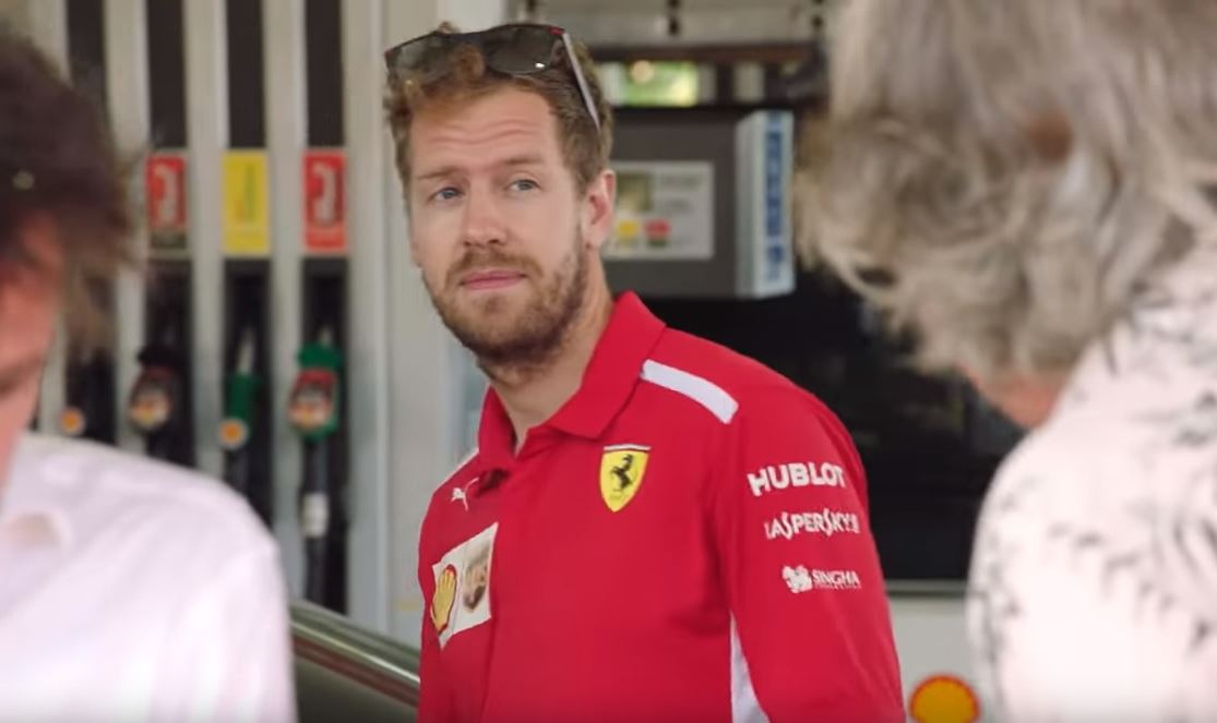 Vettel may Hammond