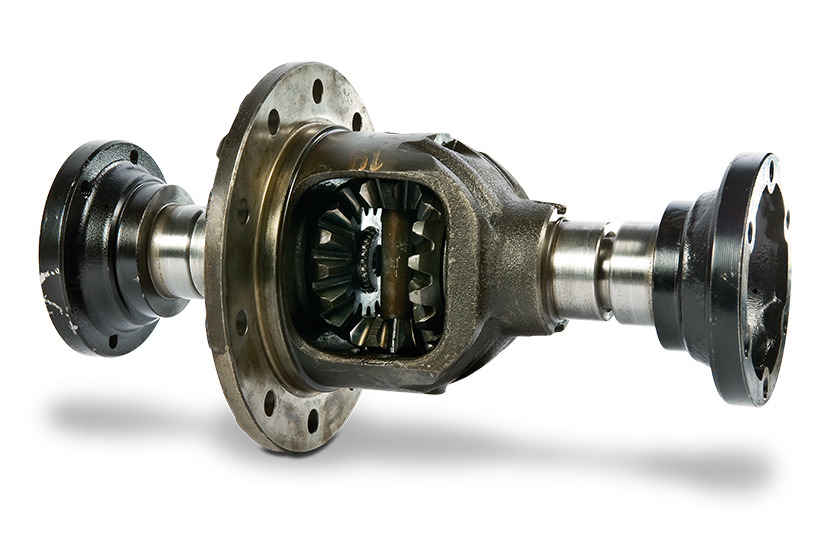 FAST CAR LIMITED SLIP DIFFERENTIAL GUIDE