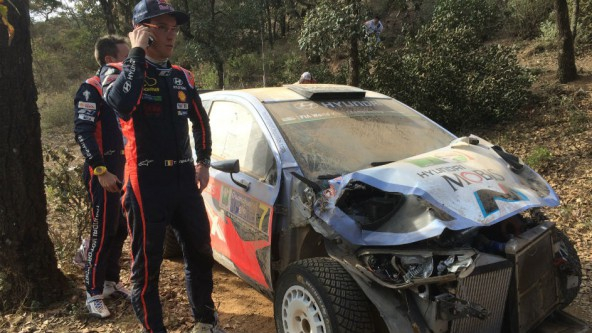 Neuville Crash